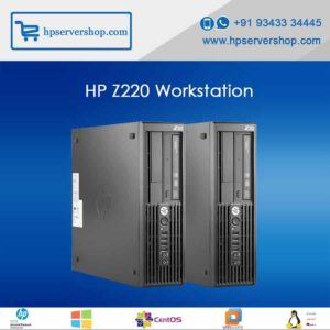 HP Z220 Computer WorkStation