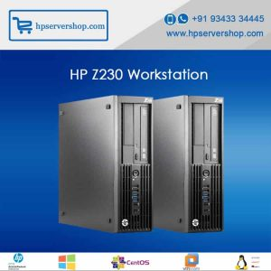 HP Z230 Computer Workstation