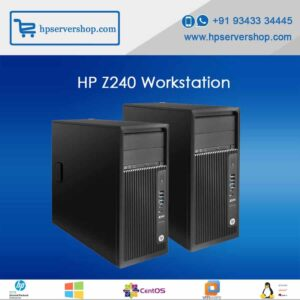 HP Z240 Computer Workstation