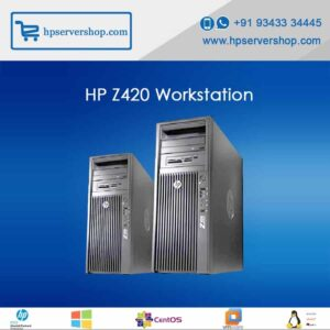 HP Z420 Computer WorkStation