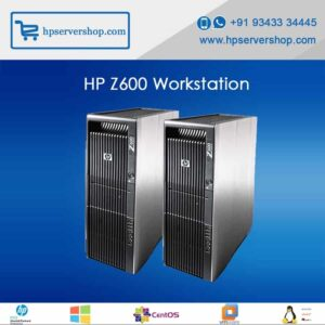 HP Z600 Computer Workstation