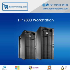 HP Z800 Computer Workstation