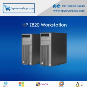 HP Z820 Computer Workstation