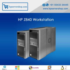 HP Z840 Computer Workstation