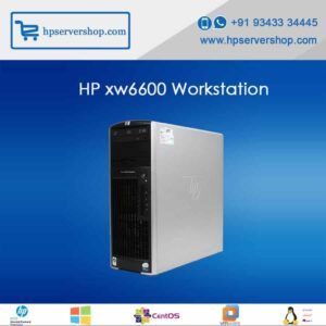HP xw6600 Computer Workstation