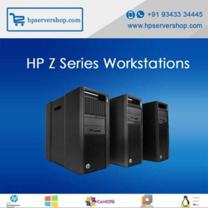 HP Z Series Refurbished & Used Workstations in India