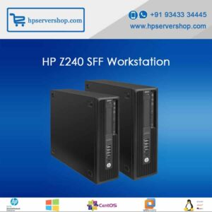 HP Z240 Small Factor Workstation SFF
